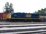 My first CSX ES44DC. 